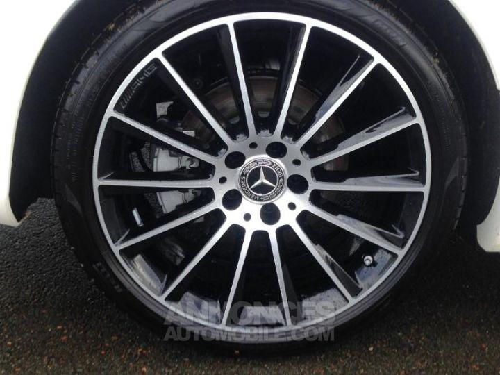 Mercedes Classe C 220 d 194ch AMG Line 9G-Tronic Euro6d-T Blanc diamant brillant designo Occasion - 11