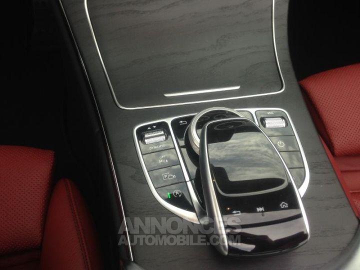 Mercedes Classe C 220 d 194ch AMG Line 9G-Tronic Euro6d-T Blanc diamant brillant designo Occasion - 19