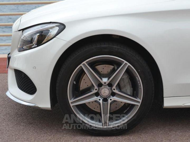 Mercedes Classe C Break 250 Sportline 7G-Tronic Plus Blanc Occasion - 7
