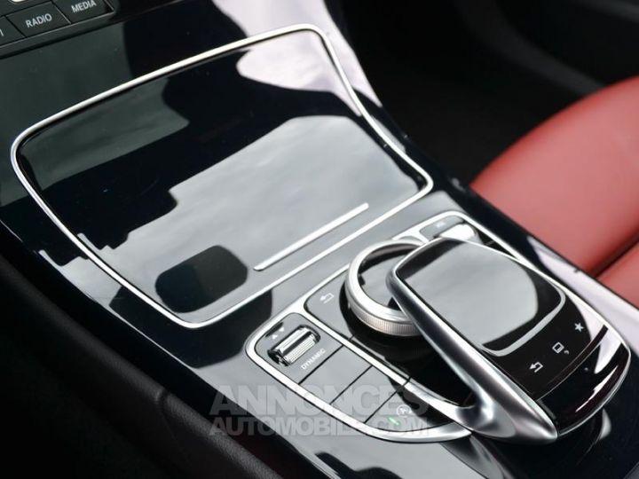 Mercedes Classe C Break 250 Sportline 7G-Tronic Plus Blanc Occasion - 16