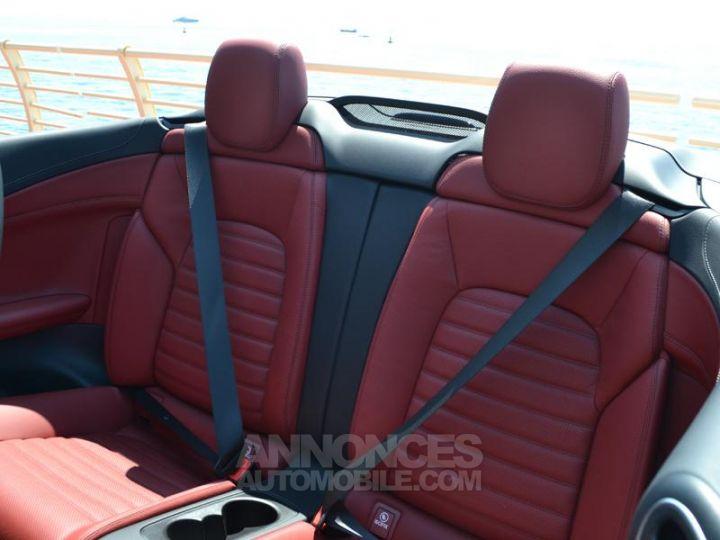 Mercedes Classe C Cabriolet 300 245ch Sportline 9G-Tronic Blanc Cirrus Occasion - 6