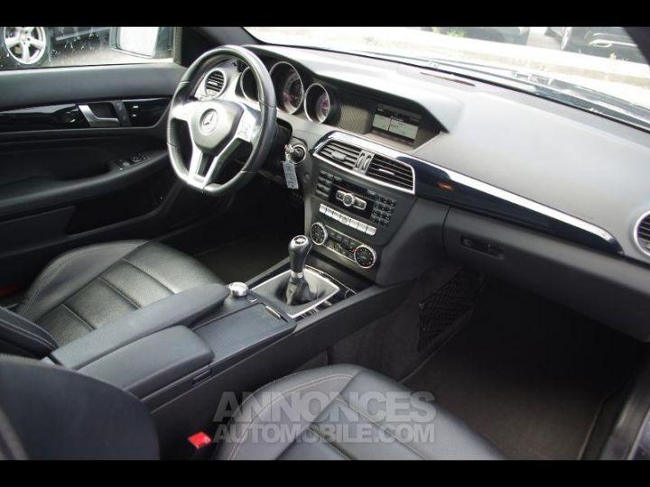 Mercedes Classe C Coupe Sport 220 CDI GRIS TENORITE Occasion - 4