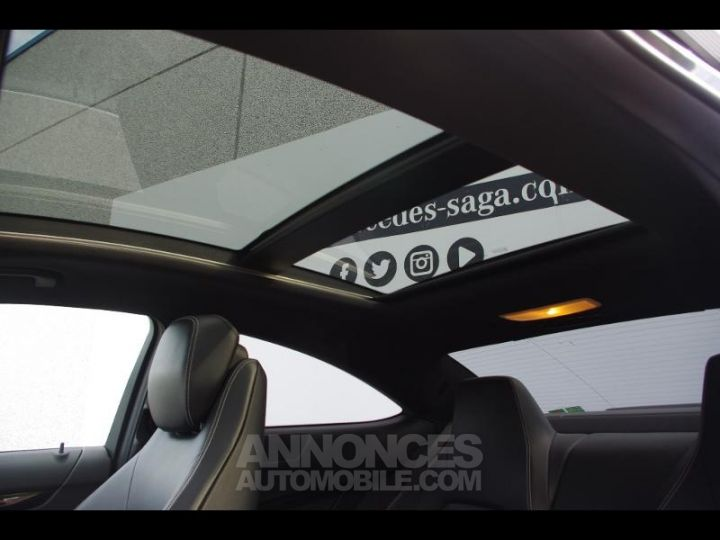 Mercedes Classe C Coupe Sport 220 CDI GRIS TENORITE Occasion - 6