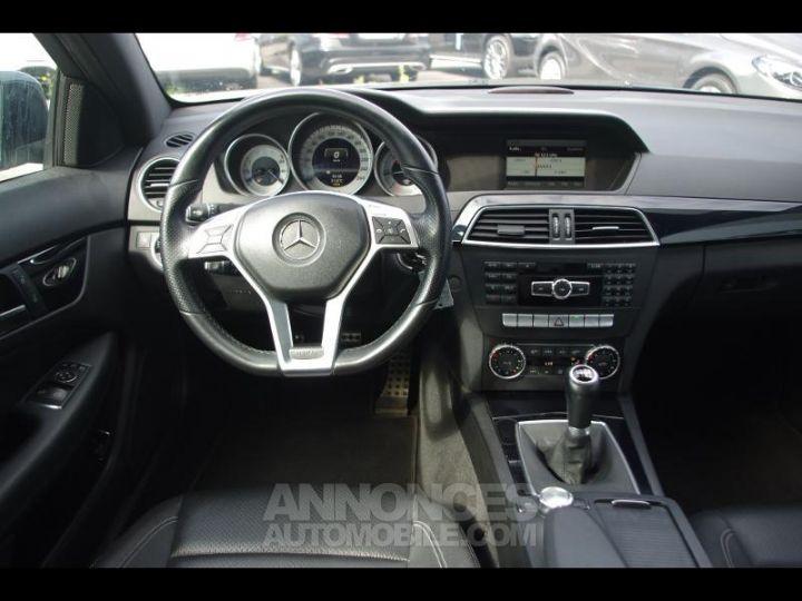 Mercedes Classe C Coupe Sport 220 CDI GRIS TENORITE Occasion - 12