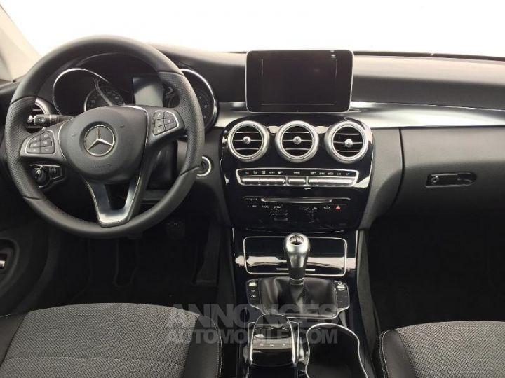 Mercedes Classe C Coupe Sport 220 d 170ch 9G-Tronic BLANC POLAIRE Occasion - 4