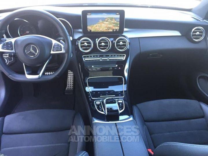 Mercedes Classe C Coupe Sport 220 d 170ch Sportline 9G-Tronic Blanc Occasion - 3