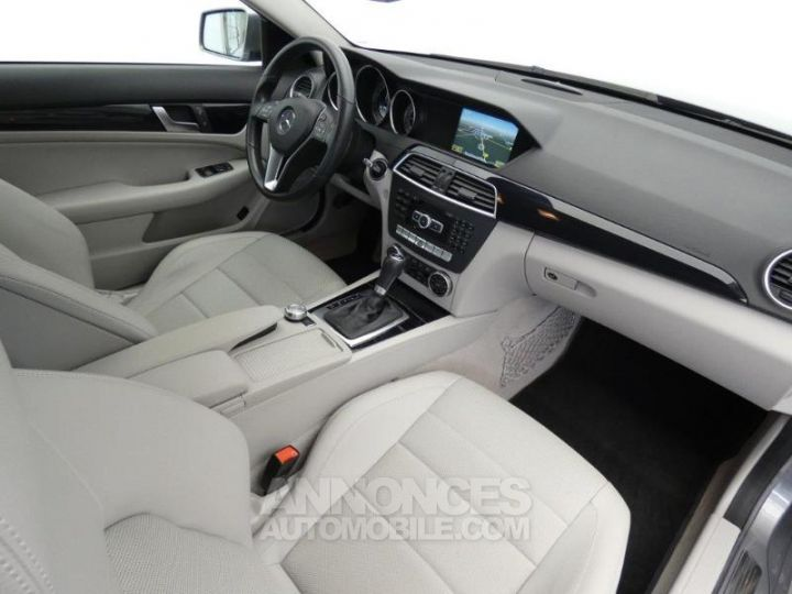 Mercedes Classe C Coupe Sport 250 CDI 7GTronic Argent Palladium Occasion - 4