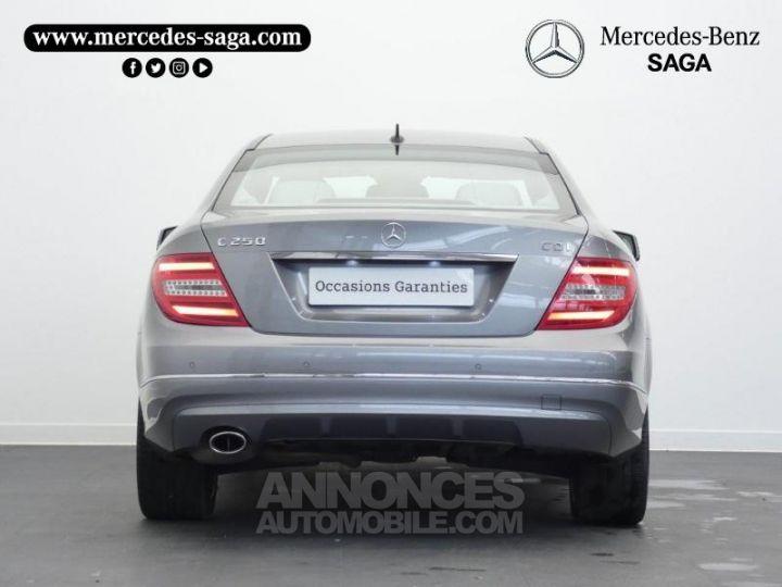 Mercedes Classe C Coupe Sport 250 CDI 7GTronic Argent Palladium Occasion - 7