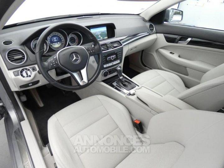 Mercedes Classe C Coupe Sport 250 CDI 7GTronic Argent Palladium Occasion - 8