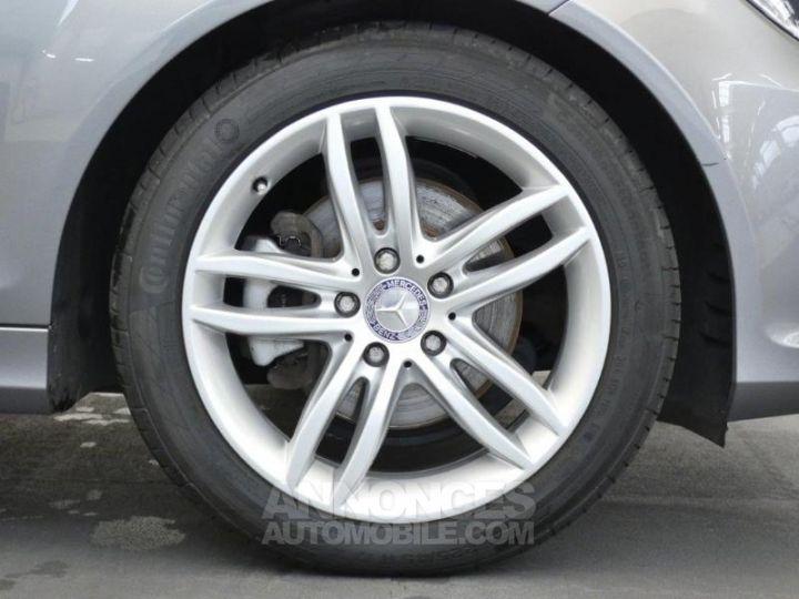 Mercedes Classe C Coupe Sport 250 CDI 7GTronic Argent Palladium Occasion - 14
