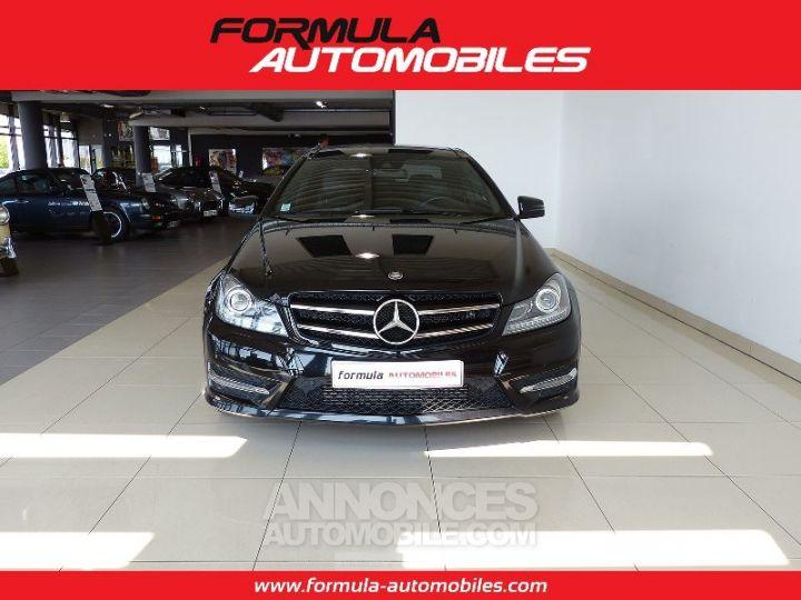 Mercedes Classe C Coupe Sport 250 CDI EXECUTIVE 7GTRONIC NOIR Occasion - 3
