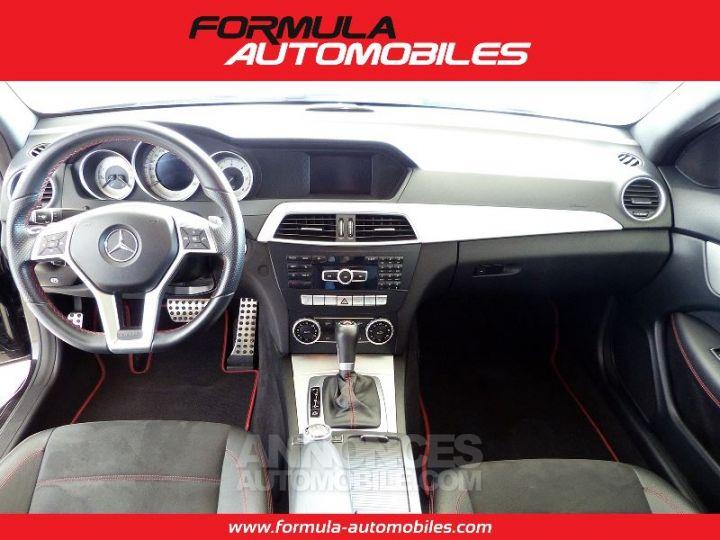 Mercedes Classe C Coupe Sport 250 CDI EXECUTIVE 7GTRONIC NOIR Occasion - 7