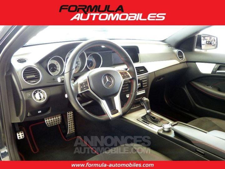 Mercedes Classe C Coupe Sport 250 CDI EXECUTIVE 7GTRONIC NOIR Occasion - 8