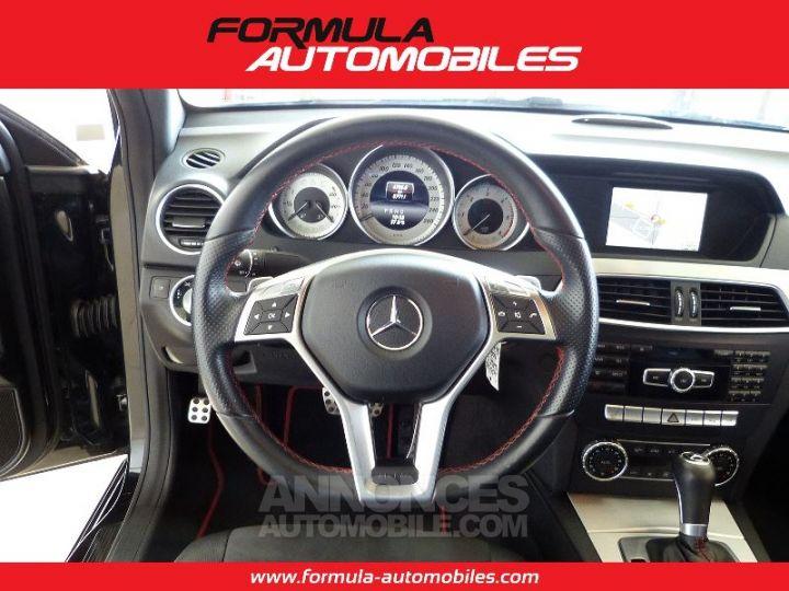 Mercedes Classe C Coupe Sport 250 CDI EXECUTIVE 7GTRONIC NOIR Occasion - 13