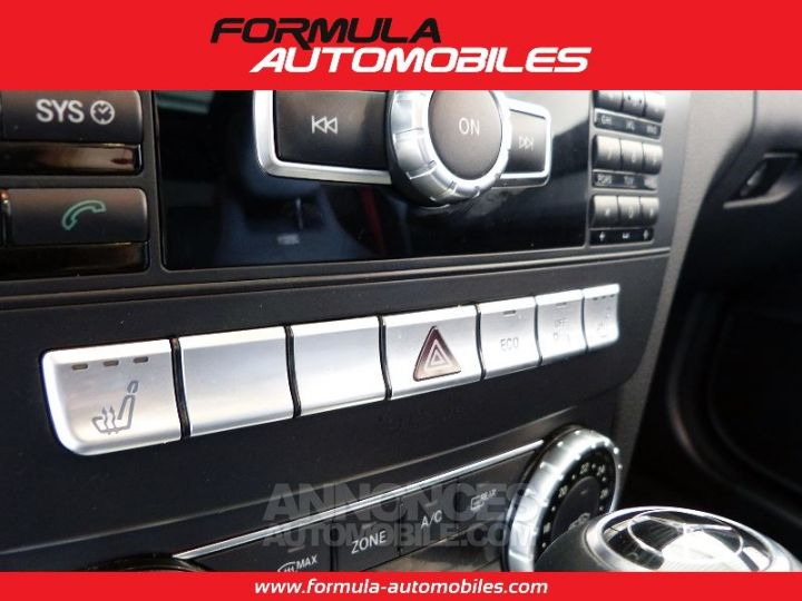 Mercedes Classe C Coupe Sport 250 CDI EXECUTIVE 7GTRONIC NOIR Occasion - 15