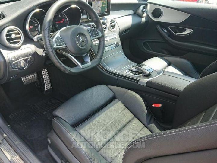 Mercedes Classe C Coupe Sport 250 d 204ch Sportline 9G-Tronic GRIS MAGNO Occasion - 5