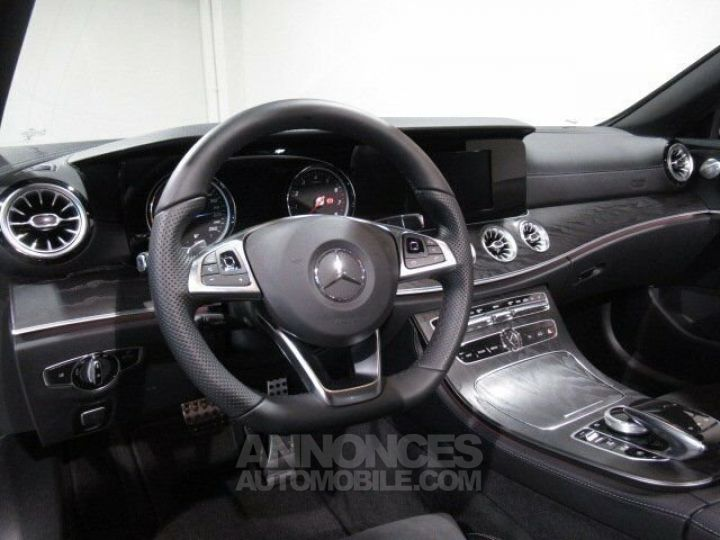 Mercedes Classe E 200 Pack AMG Rouge Rubelit M Occasion - 7