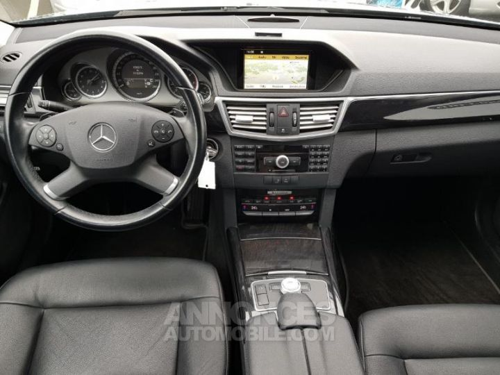 Mercedes Classe E 350 CDI Avantgarde Ex Gris Foncé Métal Occasion - 3