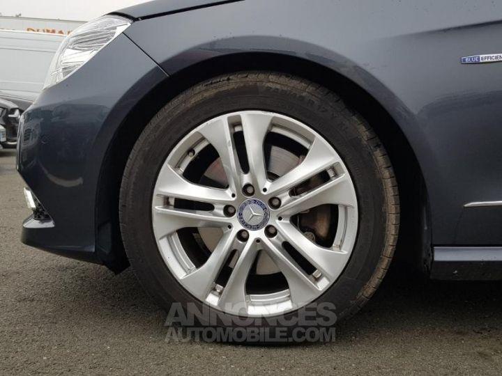 Mercedes Classe E 350 CDI Avantgarde Ex Gris Foncé Métal Occasion - 6