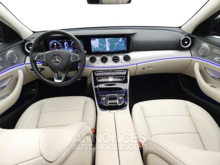 Mercedes Classe E 350 d 258ch Fascination 9G-Tronic Bleu Cavansite Occasion - 3