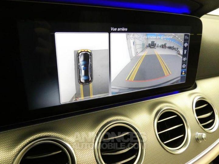 Mercedes Classe E 350 d 258ch Fascination 9G-Tronic Bleu Cavansite Occasion - 10