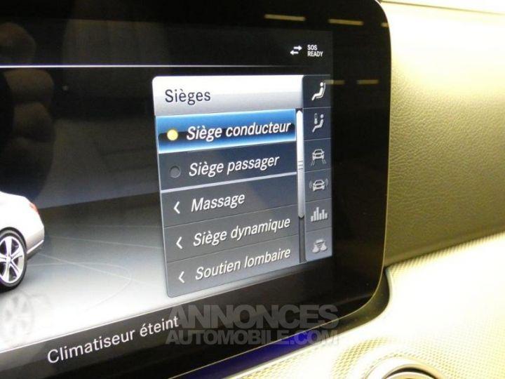 Mercedes Classe E 350 d 258ch Fascination 9G-Tronic Bleu Cavansite Occasion - 13