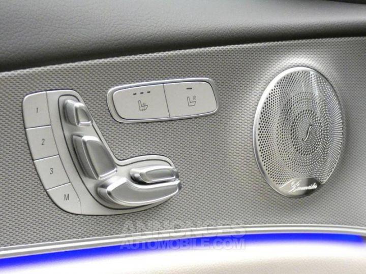 Mercedes Classe E 350 d 258ch Fascination 9G-Tronic Bleu Cavansite Occasion - 16