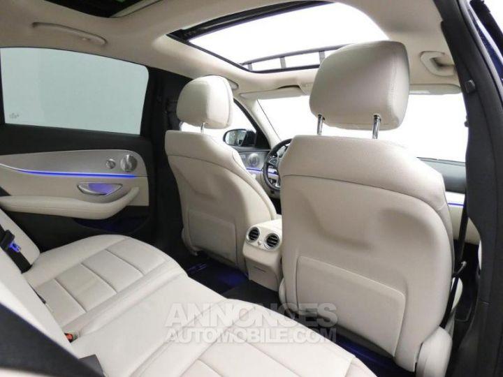 Mercedes Classe E 350 d 258ch Fascination 9G-Tronic Bleu Cavansite Occasion - 17