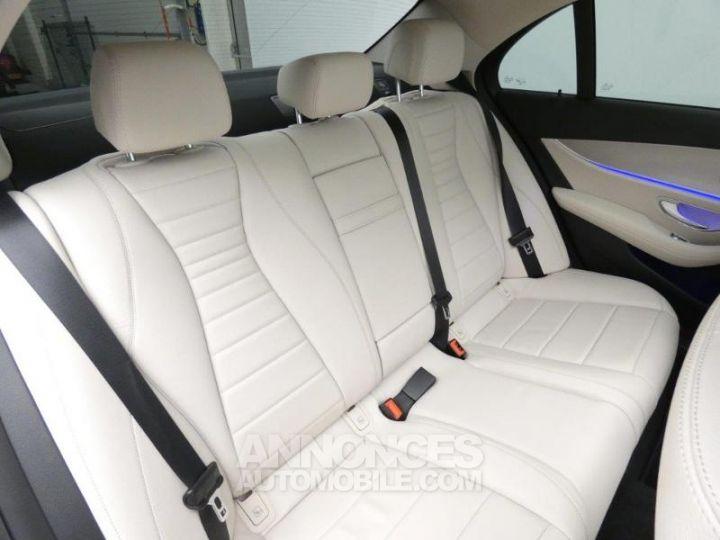 Mercedes Classe E 350 d 258ch Fascination 9G-Tronic Bleu Cavansite Occasion - 18