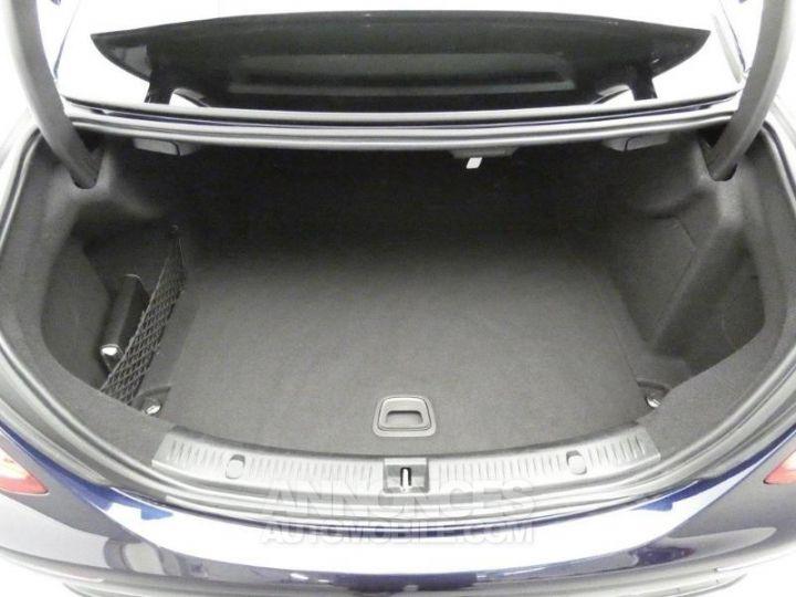 Mercedes Classe E 350 d 258ch Fascination 9G-Tronic Bleu Cavansite Occasion - 20