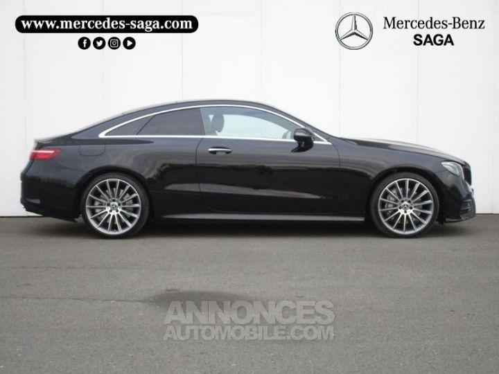 Mercedes Classe E 400 333ch Fascination 4Matic 9G-Tronic NOIR Occasion - 3