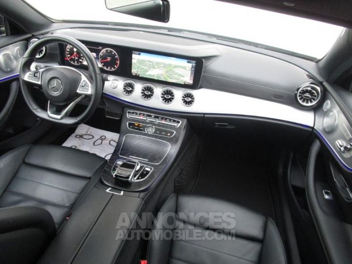 Mercedes Classe E 400 333ch Fascination 4Matic 9G-Tronic NOIR Occasion - 4