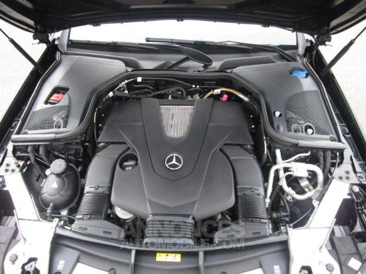 Mercedes Classe E 400 333ch Fascination 4Matic 9G-Tronic NOIR Occasion - 9