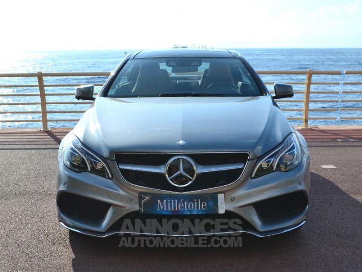 Mercedes Classe E Coupe 350 Fascination 4Matic 7G-TRONIC PLUS Gris Occasion - 2