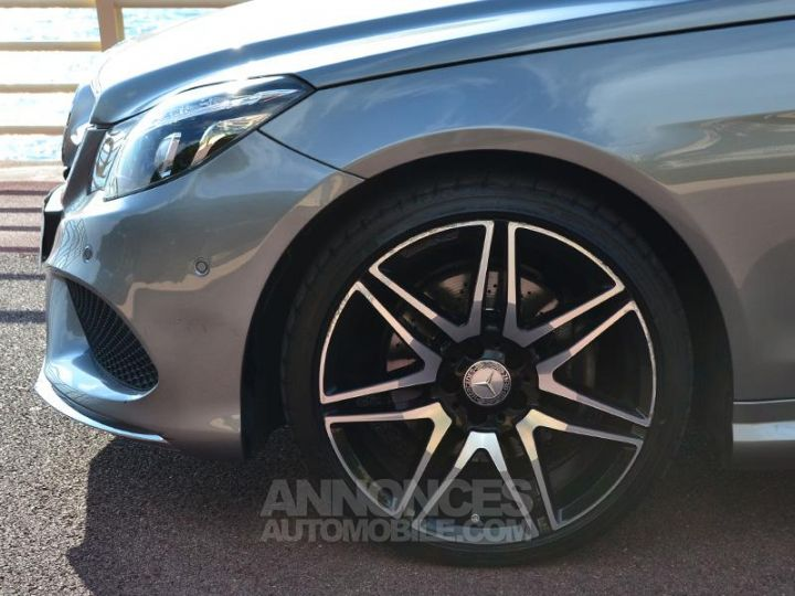 Mercedes Classe E Coupe 350 Fascination 4Matic 7G-TRONIC PLUS Gris Occasion - 7