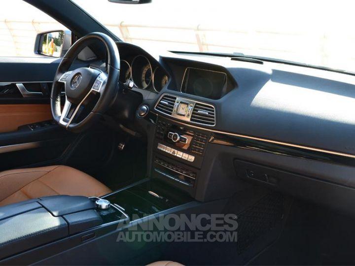 Mercedes Classe E Coupe 350 Fascination 4Matic 7G-TRONIC PLUS Gris Occasion - 12