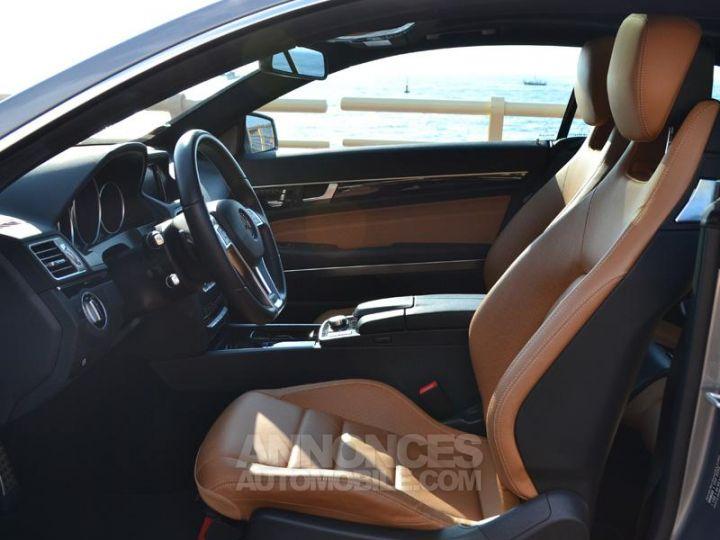 Mercedes Classe E Coupe 350 Fascination 4Matic 7G-TRONIC PLUS Gris Occasion - 17