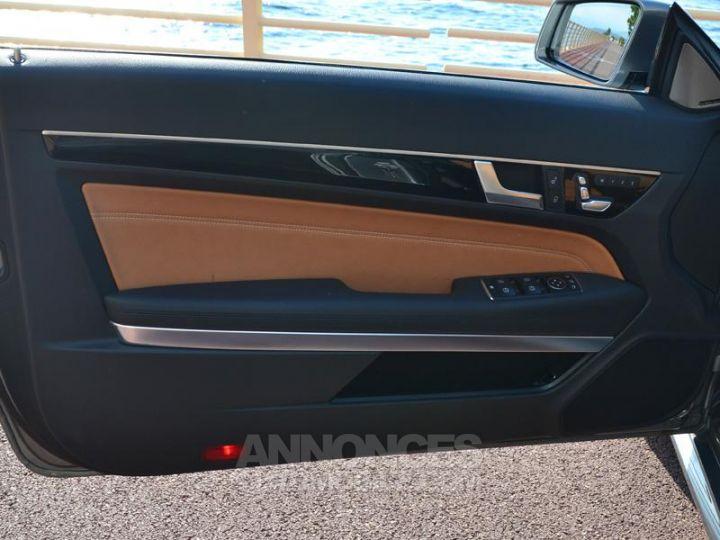 Mercedes Classe E Coupe 350 Fascination 4Matic 7G-TRONIC PLUS Gris Occasion - 19