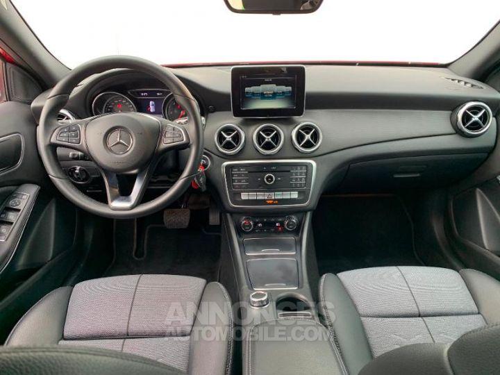 Mercedes Classe GLA 180 d Inspiration 7G-DCT ROUGE Occasion - 6