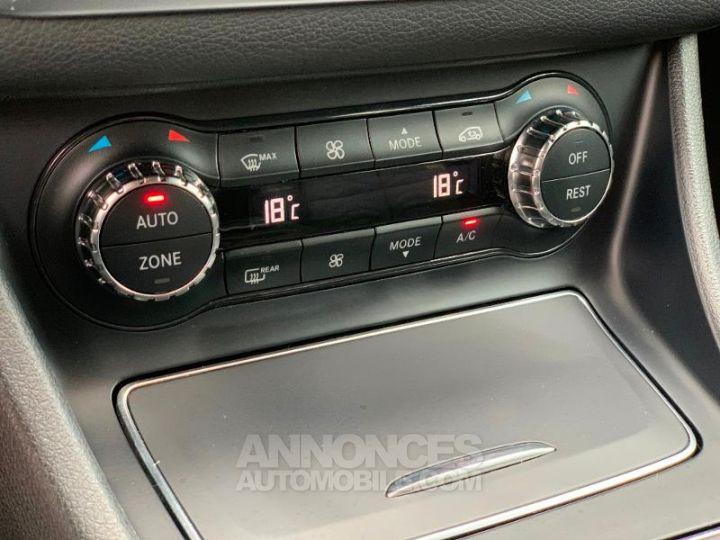 Mercedes Classe GLA 180 d Inspiration 7G-DCT ROUGE Occasion - 15