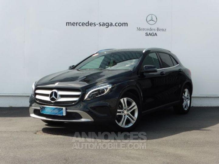 Mercedes Classe GLA 180 d Sensation 7G-DCT Noir Occasion - 1