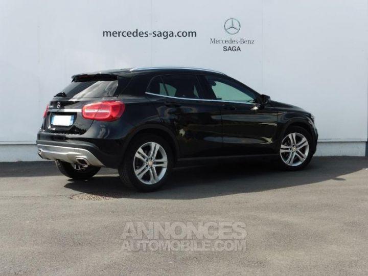 Mercedes Classe GLA 180 d Sensation 7G-DCT Noir Occasion - 2