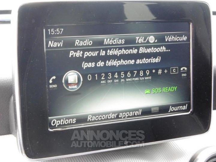 Mercedes Classe GLA 180 d Sensation 7G-DCT Noir Occasion - 14