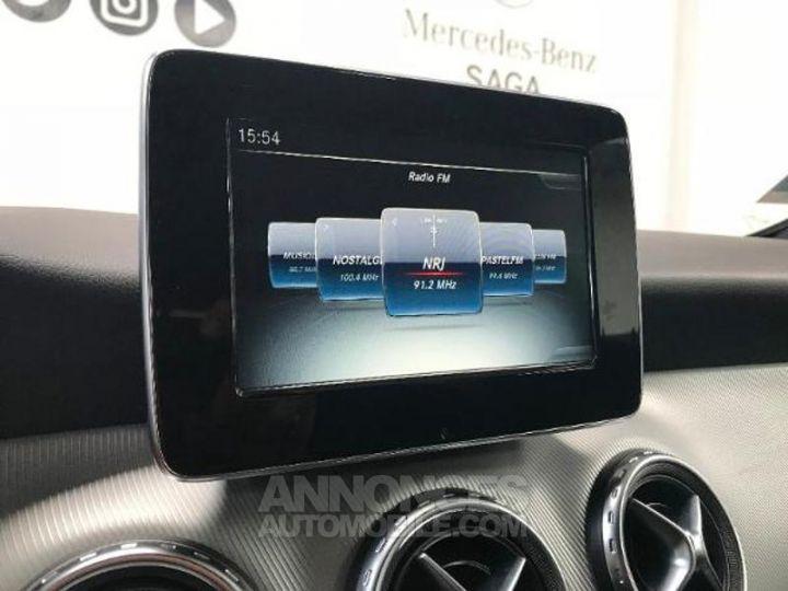 Mercedes Classe GLA 200 CDI Sensation 7G-DCT NOIR Occasion - 8