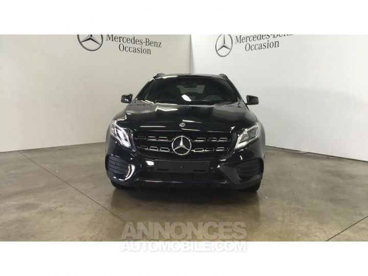 Mercedes Classe GLA 200 d 136ch Starlight Edition 7G-DCT Euro6c Noir Cosmos Occasion - 5