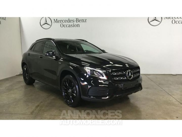 Mercedes Classe GLA 200 d 136ch Starlight Edition 7G-DCT Euro6c Noir Cosmos Occasion - 6