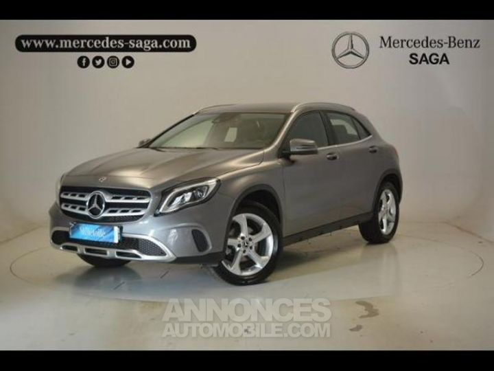 Mercedes Classe GLA 200 d Sensation 7G-DCT GRIS MONTAGNE Occasion - 1