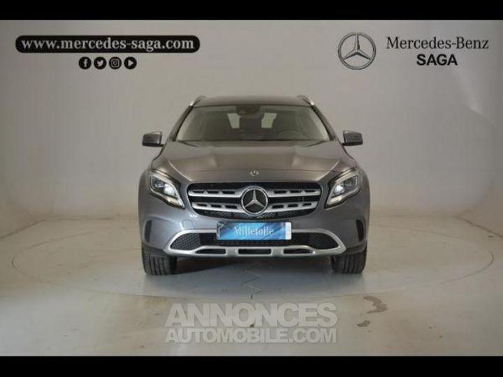 Mercedes Classe GLA 200 d Sensation 7G-DCT GRIS MONTAGNE Occasion - 3