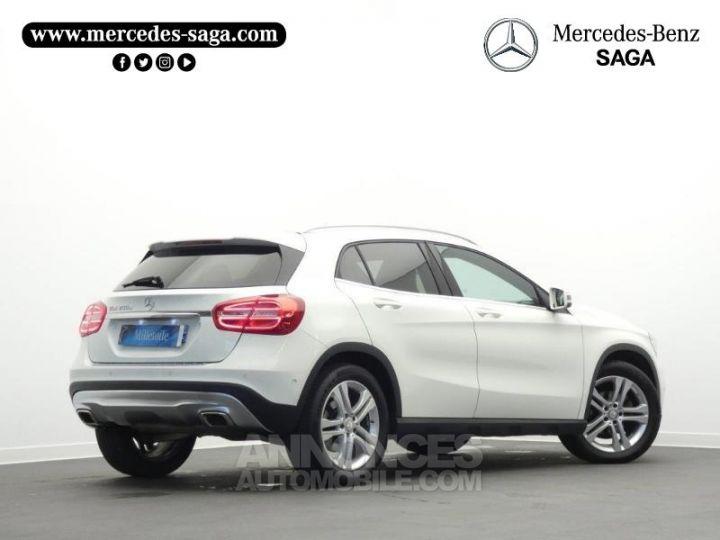 Mercedes Classe GLA 200 d Sensation 7G-DCT Blanc Cirrus Occasion - 2