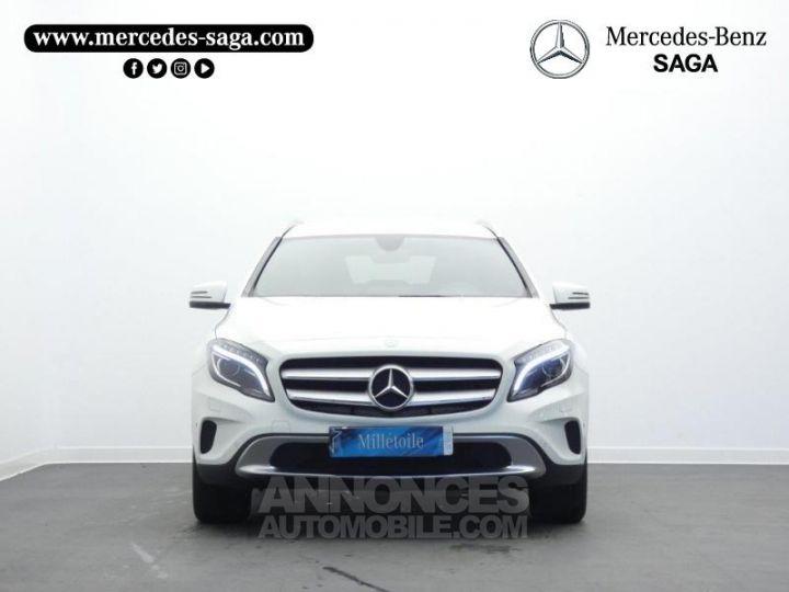 Mercedes Classe GLA 200 d Sensation 7G-DCT Blanc Cirrus Occasion - 5